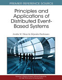 Principles and Applications of Distributed Event based Systems