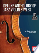 Deluxe Anthology of Jazz Violin Styles Book PDF