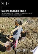 2012 Global Hunger Index Book