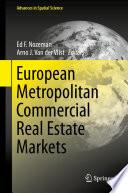 European Metropolitan Commercial Real Estate Markets