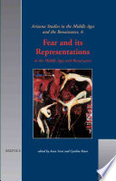 Fear and Its Representations in the Middle Ages and Renaissance