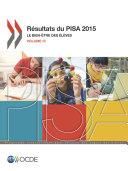Pdf PISA Résultats du PISA 2015 (Volume III) Le bien-être des élèves Telecharger