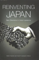 link to Reinventing Japan : new directions in global leadership in the TCC library catalog