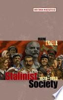 Stalinist Society