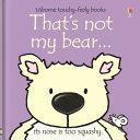 That S Not My Bear PDF