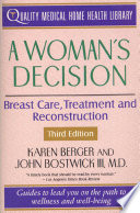 A Woman S Decision Book PDF