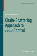 Chain-Scattering Approach to H∞-Control