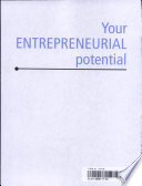 Your Entrepreneurial Pontential