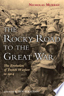 The Rocky Road to the Great War Pdf/ePub eBook