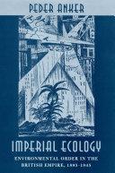 Imperial Ecology [Pdf/ePub] eBook
