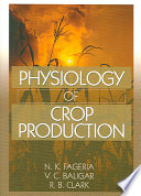 Physiology Of Crop Production Book PDF