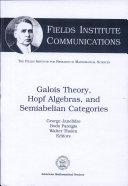 Galois Theory  Hopf Algebras  and Semiabelian Categories