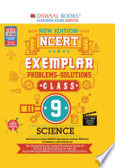 Oswaal NCERT Exemplar  Problems   Solutions  Class 9 Science  For 2022 Exam