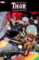 Thor by Walter Simonson Omnibus