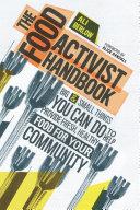 The Food Activist Handbook