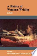 A History Of Women S Writing In Italy