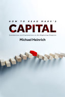 How to Read Marx s Capital