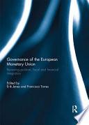 Governance of the European Monetary Union