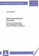 Die transzendentale Synthesis