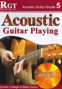 Acoustic Guitar Playing, Grade 5