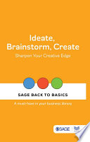 Ideate  Brainstorm  Create Book