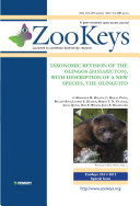 Taxonomic revision of the olingos (Bassaricyon), with description of a new species, the Olinguito