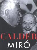 Calder/ Miro