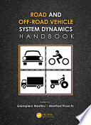 Road And Off Road Vehicle System Dynamics Handbook Book PDF