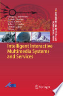 Intelligent Interactive Multimedia Systems And Services Book PDF