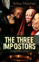 THE THREE IMPOSTORS (Gothic Horror Classic) Pdf/ePub eBook
