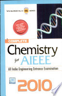 Complete Chemistry For Aieee 2010