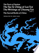 The Texts of Taoism  , Volume 1