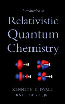 Introduction to Relativistic Quantum Chemistry