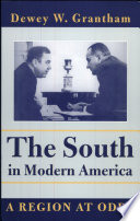 South In Modern America A Region At Odds New American Nation Series P