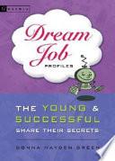 Dream Job Profiles Book