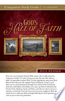 God s Hall of Faith Study Guide