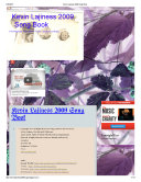 Kevin Lajiness 2009 Song Book