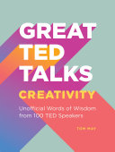Great TED Talks: Creativity