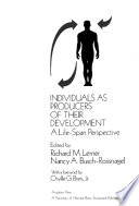 Individuals as Producers of Their Development