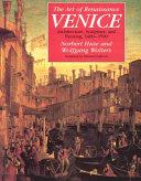 The Art of Renaissance Venice