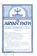 Aryan Path
