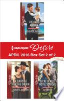 Harlequin Desire April 2016   Box Set 2 of 2