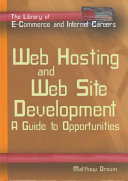 Web Hosting and Web Site Development