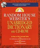 Random House Webster s Unabridged Dictionary