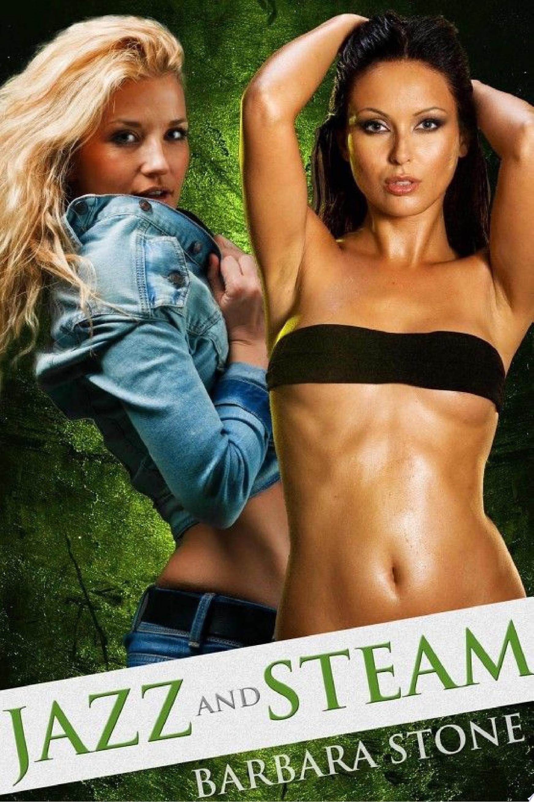Jazz and Steam  A Sexy F F Lesbian Romance