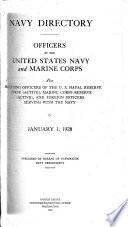 Navy Directory