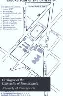 Catalogue of the University of Pennsylvania