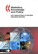 Statistics  Knowledge and Policy