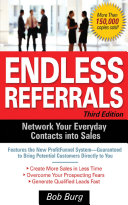 Pdf Endless Referrals, Third Edition Telecharger