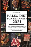 Paleo Diet for Beginners 2021